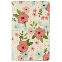 Simple Stories Carpe Diem Cream Blossom Traveler's Notebook 7966