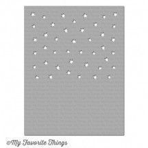 My Favorite Things MIX-ables Starry Sky Vertical Stencil ST-89