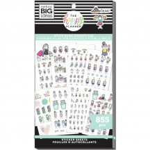 Me & My Big Ideas The Happy Planner Stick Babe Essentials Classic Value Pack Stickers SP1H30-003