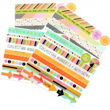 Freckled Fawn Summertime Washi Sticker Embellishments