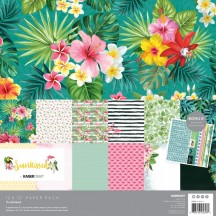 "Kaisercraft Sunkissed 12""x12"" Paper Pack PK618"