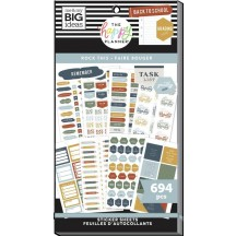 Me & My Big Ideas The Happy Planner Rock This Teacher Value Pack Stickers SVP130-003