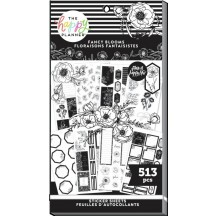 Me & My Big Ideas The Happy Planner Fancy Blooms Value Pack Stickers SVP130-023