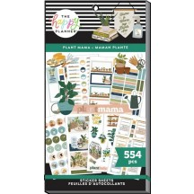 Me & My Big Ideas The Happy Planner Plant Mama Value Pack Stickers SVP130-029