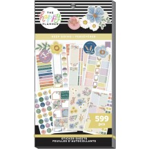 Me & My Big Ideas The Happy Planner Keep Going Value Pack Stickers SVP130-057