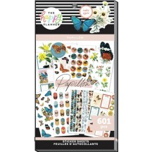 Me & My Big Ideas The Happy Planner Papillon Butterfly Value Pack Stickers SVP130-064