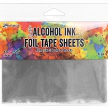 Ranger Alcohol Ink Foil Tape Adhesive Backed Sheets TAC58533