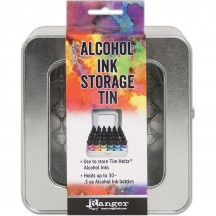 Ranger Tim Holtz Alcohol Ink Storage Tin TAC58618