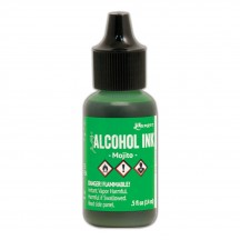 Ranger Tim Holtz Alcohol Ink - Mojito Green TAL70207