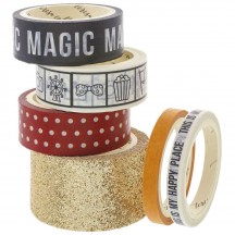 Teresa Collins Rush of Magic Washi Tape Collection TC-WT-MAGIC