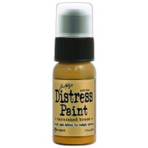 Ranger Tim Holtz Tarnished Brass Distress Paint TDD36287
