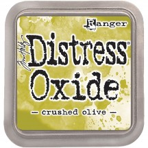Ranger Tim Holtz Crushed Olive Distress Oxide Ink Pad TDO55907 green