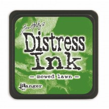 Ranger Tim Holtz Mowed Lawn Mini Distress Ink Pad TDP40033 green