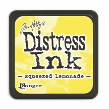 Ranger Tim Holtz Squeezed Lemonade Mini Distress Ink Pad TDP40200 yellow