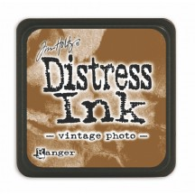 Ranger Tim Holtz Vintage Photo Mini Distress Ink Pad TDP40262