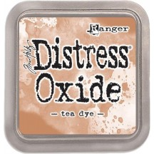 Ranger Tim Holtz Tea Dye Distress Oxide Ink Pad TDO56270 brown