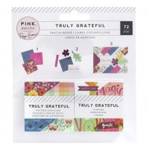 Pink Paislee Paige Evans Truly Grateful Swatch Books 310879