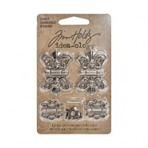 Tim Holtz Idea-ology Hinges - TH93075
