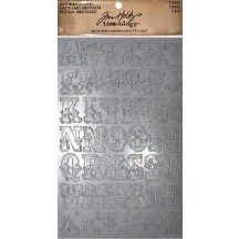 Tim Holtz Idea-ology Industrious Stickers - TH93082