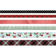 Tim Holtz Idea-ology Washi Design Tape - Christmas TH93760