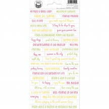 P13 The Four Seasons Summer Word & Phrase Stickers 01 P13-SUM-11