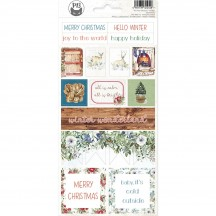 P13 The Four Seasons Winter Icon & Phrase Stickers P13-WIN-12