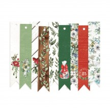 P13 The Four Seasons Winter Cardstock Decorative Tags 03 P13-WIN-23