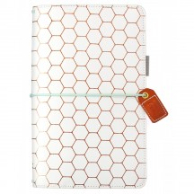 Webster's Pages Copper Hexagon Travelers Color Crush Planner