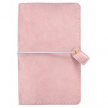 Webster's Pages Soft Lilac Suede Travelers Color Crush Planner