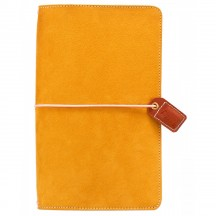 Webster's Pages Mustard Suede Travelers Color Crush Planner