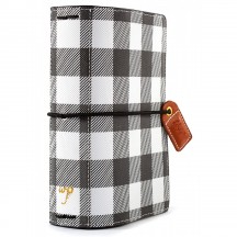 Webster's Pages Buffalo Plaid Pocket Travelers Color Crush Planner