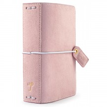 Webster's Pages Soft Lilac Suede Pocket Travelers Color Crush Planner