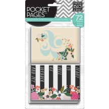 Me & My Big Ideas Botanical Garden Pocket Pages Themed Cards TPC-34