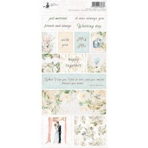 P13 Truly Yours Wedding Icon & Phrase Stickers 02 P13-TRU-12