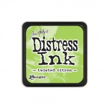 Ranger Tim Holtz Twisted Citron Mini Distress Ink Pad TDP47322 green