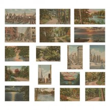 Tim Holtz Idea-ology Vellum Scenes TH94028