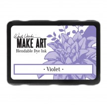 Ranger Wendy Vecchi Violet Make Art Dye Ink Pad WVD62660 purple