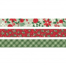 Simple Stories Merry & Bright Christmas Washi Tape Pack 10323