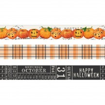 Simple Stories Simple Vintage Halloween Washi Tape Pack 10304