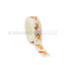 Alexandra Renke Gold Fishes Washi Tape Ti0007