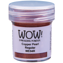 WOW! Copper Pearl Embossing Powder - Pearlescent - WE04 (R)