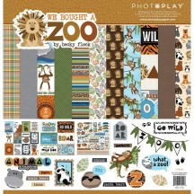 "Photoplay We Bought a Zoo 12""x12"" Collection Pack WBZ8954"