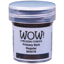 WOW! Bark Embossing Powder - Primary - WH07 (R)