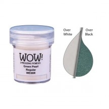 WOW! Green Pearl Embossing Powder - Pearlescent - WE08 (R)