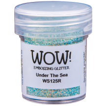 WOW! Under The Sea Embossing Powder 15ml - Glitter - WS125 (R)