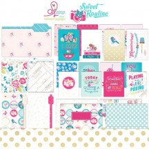 "Webster's Pages Sweet Routine 12""x12"" Collection Pack WPK64"