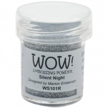 WOW! Silent Night Embossing Powder 15ml - Glitter - WS101 (R)