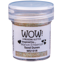 WOW! Sand Dunes Embossing Powder 15ml - Glitter - WS151 (R)